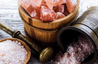 Pink Himalayan Rock Bath Salt