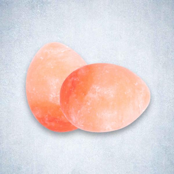 Pink Himalayan Massage Stone Eggs