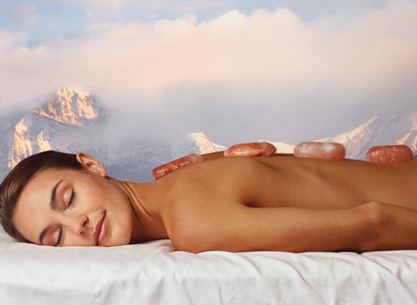Pink Himalayan Massage Stone