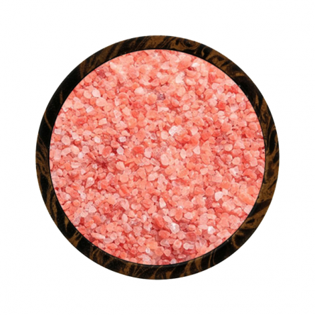 Pink Himalayan Coarse Crystal Rock Salt – Bath Salt