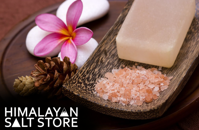 Himalayan Salt Soap Benfits How to Use